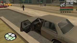 GTA San Andreas - Import/Export Vehicle #1 - Admiral
