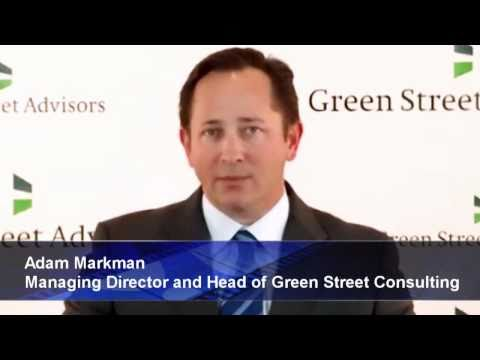 REITs' Low Cost of Capital Driving M&A Activity - Monthly Market Insights from Green Street Advisors