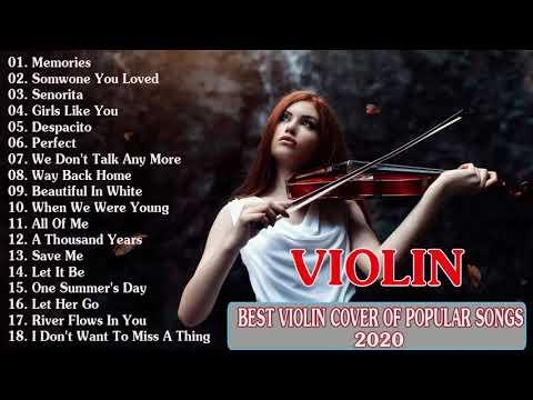 Лучшая скрипка кавер-версии