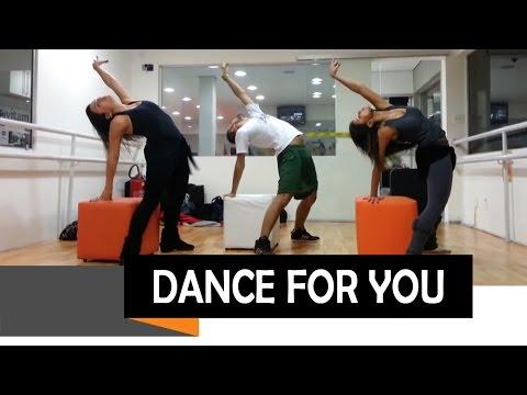 Dance For You - Beyoncé (Choreography Test)