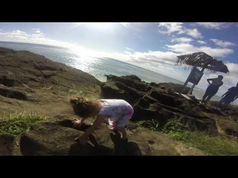 Island Race | Rarotonga, Cook Islands | YWAM Cooks DTS | Gopro