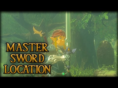 Zelda breath of the wild master sword location lost doovi - How do you get the master cycle zero ...
