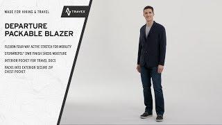 Men's Departure Packable Blazer