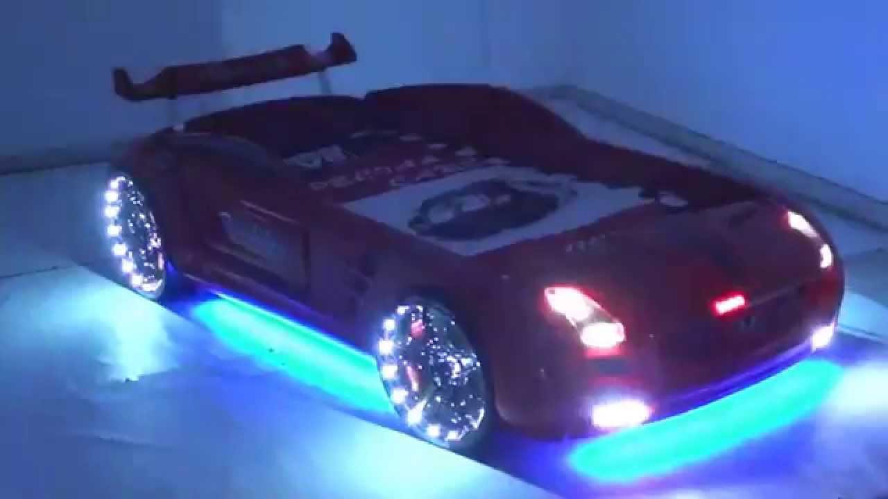 Verführerisch Autobett Kinder Das Beste Von Roadster Rot