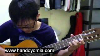 我问天 Wo Wen Tian - Fingerstyle Guitar Solo