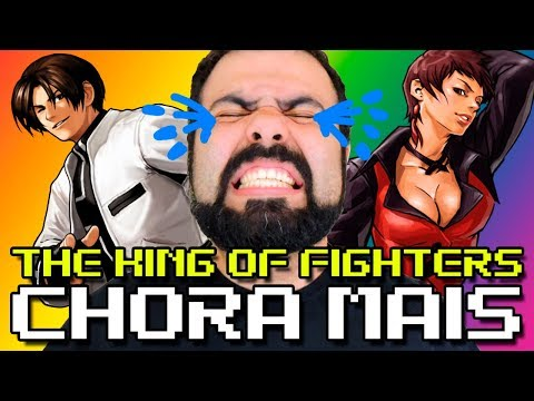 [ KOF2002 ] HORA DO CHORO! THE KING OF FIGHTERS 2002 ONLINE