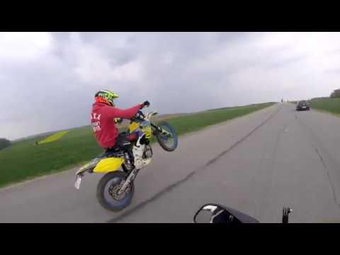 Husaberg FE 501 - hell on two wheels