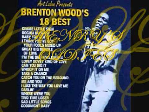 CATCH YOU ON THE REBOUND- BRENTON WOOD (HENZ OLDIES)