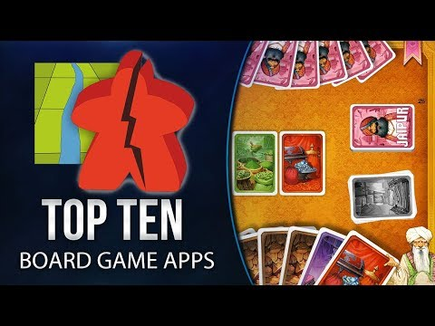 Top 10 Board Game Apps