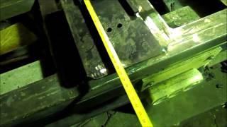 видео Кованые решетки монастырская вязь