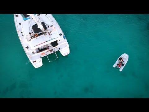 Sailing the British Virgin Islands (Post Irma)