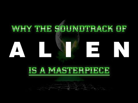 Xenomusic - Jerry Goldsmith's Alien