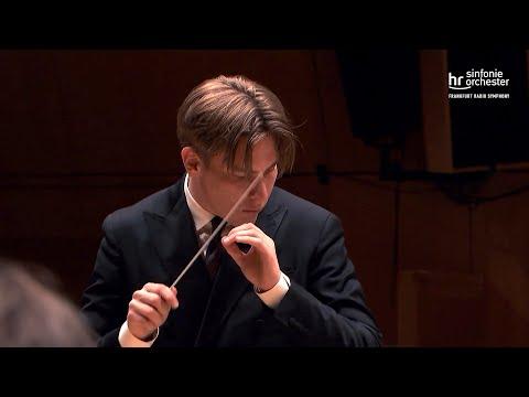 Schostakowitsch: 14. Sinfonie ∙ hr-Sinfonieorchester ∙ Värelä ∙ Kares ∙ Klaus Mäkelä