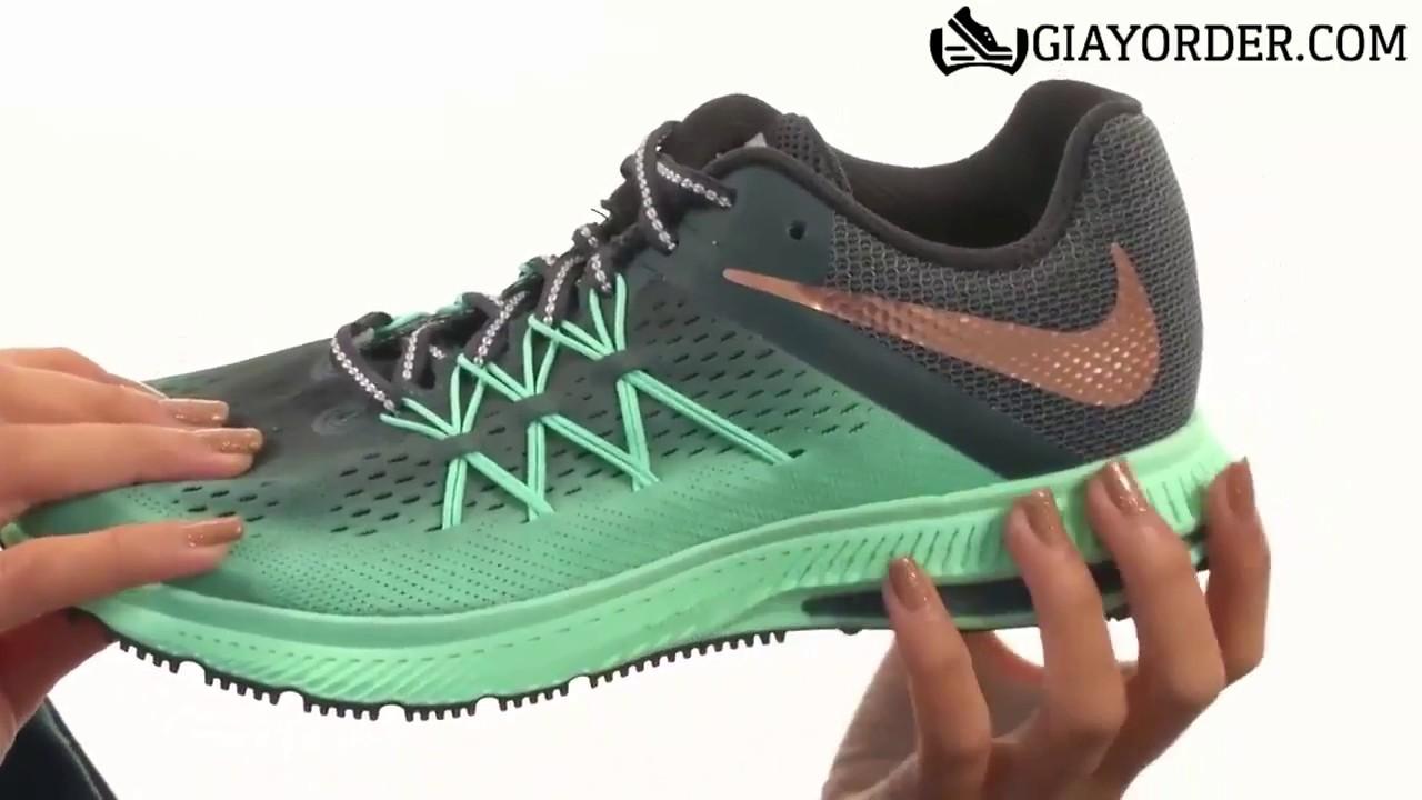 da98e5f9d79 Review Nữ Nike Air Zoom Winflo 3 Shield Chính Hãng - Giayorder.com ...