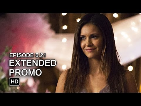 The Vampire Diaries 6x21 Extended Promo - I'll Wed You in the Golden Summertime [HD]