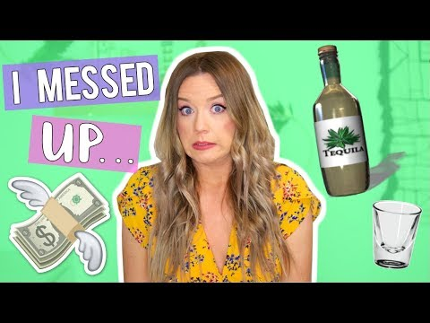 I BLACKED OUT AT WORK ON CINCO DE MAYO | STORYTIME