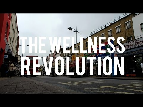 THE WELLNESS REVOLUTION  | DAY #01