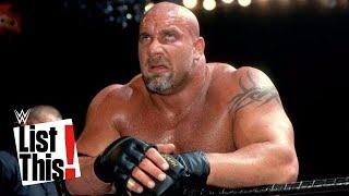 5 forgotten Goldberg rivals: WWE List This!