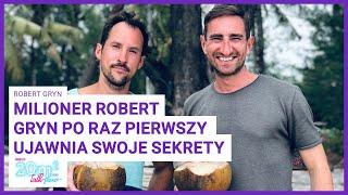 Odc. specjalny. Spowiedź milionera Roberta Gryna na Bali. 20m2 talk-show, teaser 350