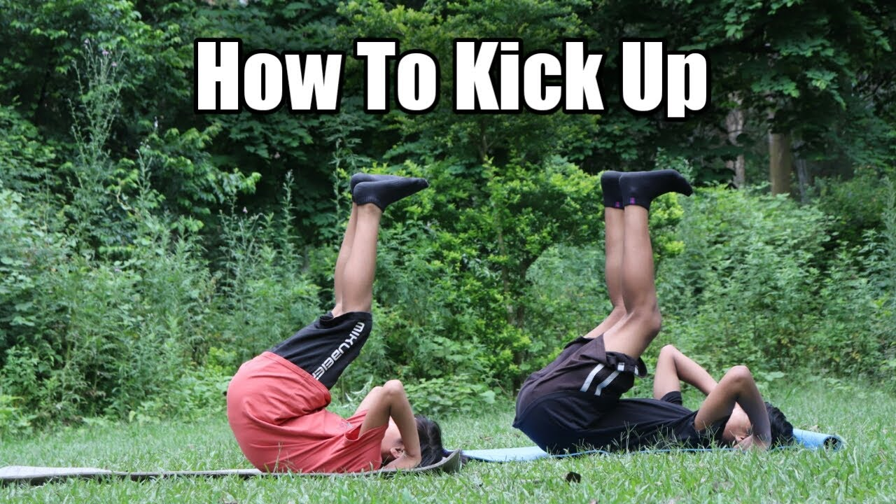 Learn How to Kip Up / Kick Up in 3 Minutes | Kick Up Tutorial