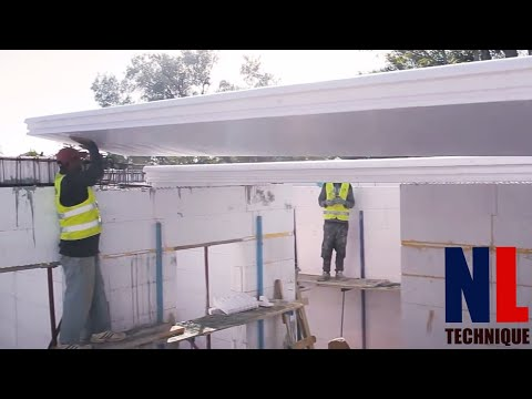 Modern House Construction Technology - Fastest Construction Methods to Build Your House ▶3