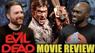 The Evil Dead - Movie Review