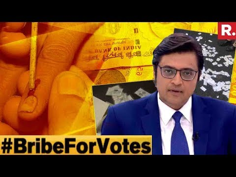 Biggest Controversy Of This Karnataka Elections 2018 | The Debate With Arnab Goswami