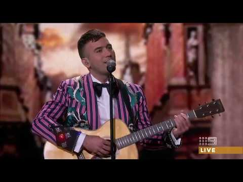 Oscars 2018 | (HD) Sufjan Stevens Performs 'Mystery Of Love' |  Call Me By Your Name