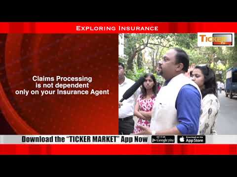 Ticker Tv : Exploring Insurance Episode 5 by Ganesh Iyer, CEO, Pro-Risk Consultancy Services