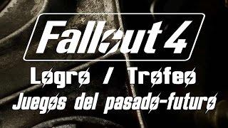 Fallout 4 - Logro / Trofeo Juegos del pasado-futuro (Future Retro)