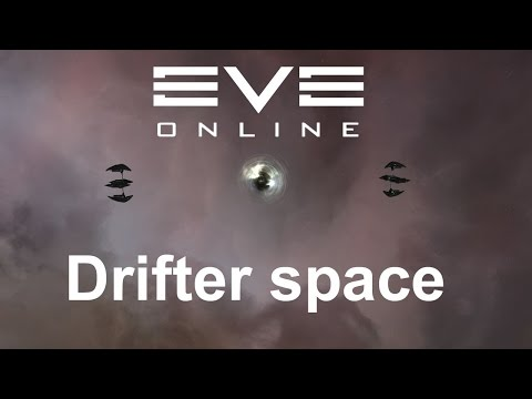 EVE Online - unidentified wormhole
