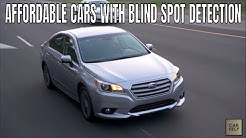 Cars With Blind Spot Detection/Monitoring