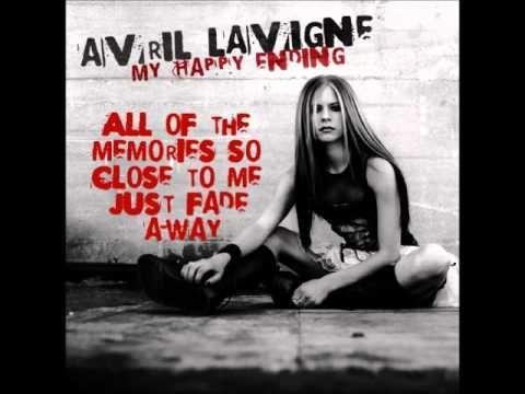 My Happy Ending (clean) Avril Lavigne lyrics
