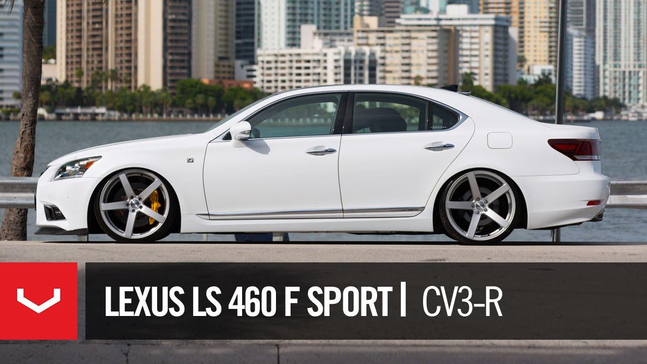 Lexus 460 F Sport Quot The Lexfather Mike Forsythe Quot Vossen