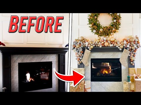 Christmas 2019 Decorate w/ me!   Mister Preda