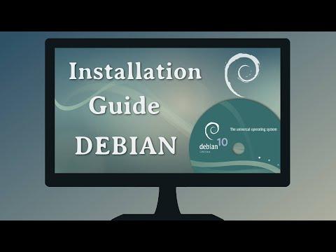 Debian 9 Installation Guide