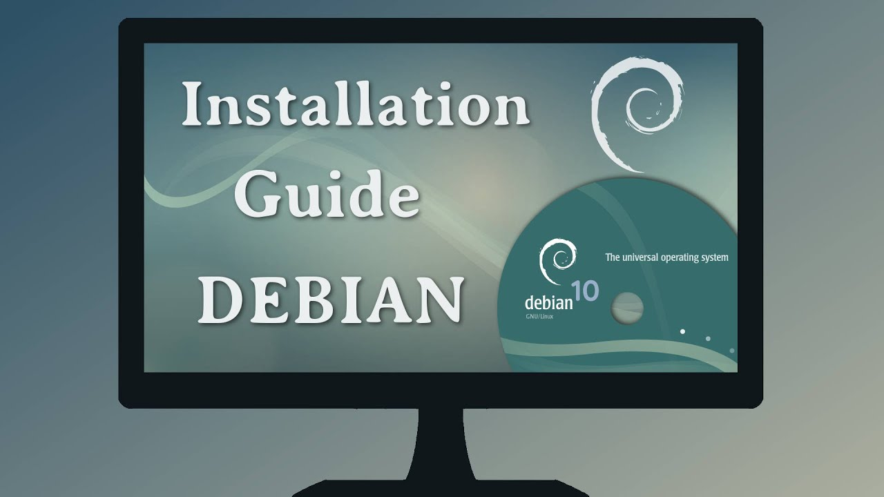 Debian Installation Guide