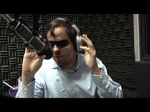 Blind Radio Host