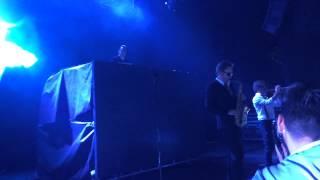 Parov Stelar Live in Athens October 2014