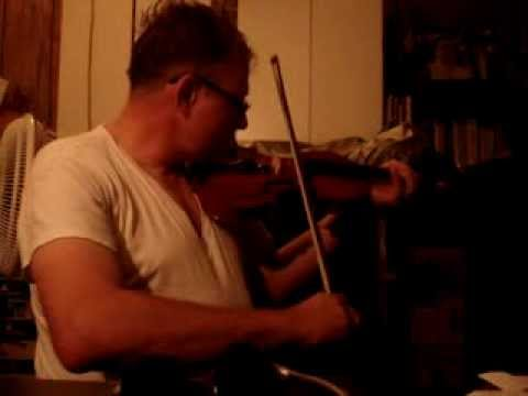 Hearts and Flowers played on a real violin  - just for those sob stories