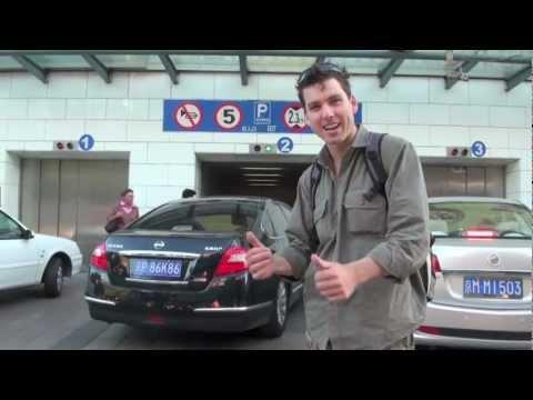 Beijing - Unique Car Park