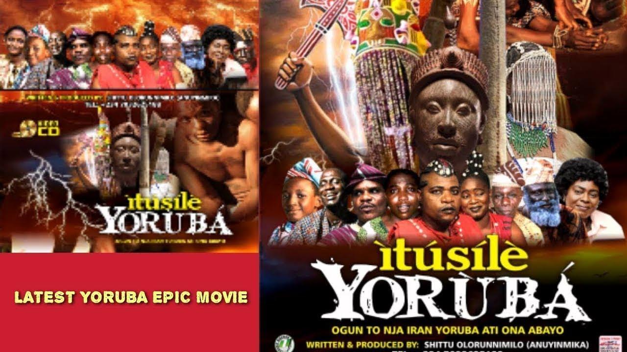 Download ITUSILE YORUBA (THE DELIVERANCE OF THE YORUBA RACE) || LATEST YORUBA CHRISTIAN MOVIES