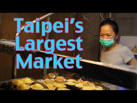 Shilin Night Market | Taipei, Taiwan's Largest Night Market