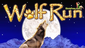 Wolf Run Free Slot