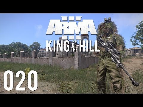 ARMA 3 - KING OF THE HILL | #020 | Als SNIPER im MAINTOWER [50FPS] [Deutsch/HD+]
