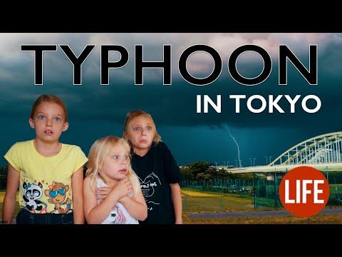 Typhoon in Tokyo | Life in Japan Episode 24