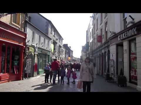 City Tour of Galway with CEA Mobile Journalist