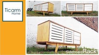 DIY Sideboard - Como hacer un Rack estilo Nordico