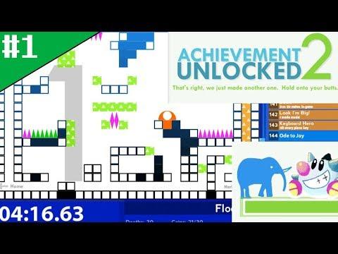 Let's Play Achievement Unlocked 2 (1): Achievement Overload!