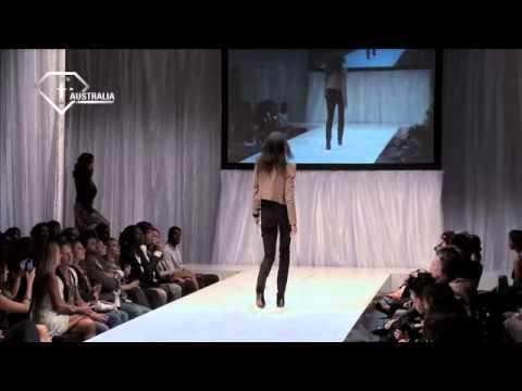 KOOKAÏ L'Oreal Melbourne Fashion Festival Runway Show